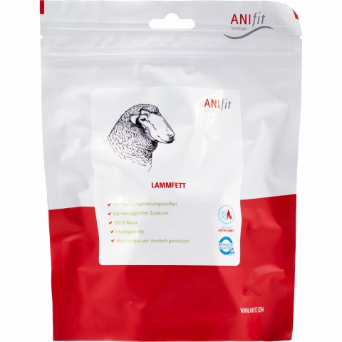 Lamb Fat (Lammfett) 200g (1 Package)